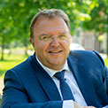 Erich Wünker, wethouder Gemeente Oldambt: